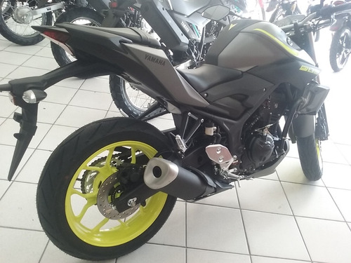 yamaha mt 03 abs 2019 0km