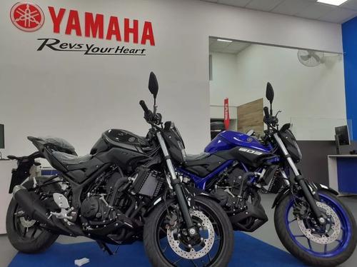 yamaha - mt-03 abs - 2020/2020 taxa zero ou taxas especiais.