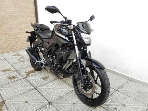 yamaha mt 03 abs