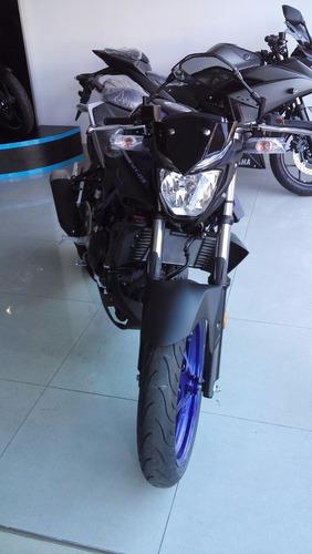 yamaha mt-03  en motolandia