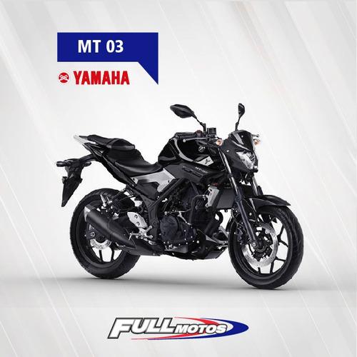 yamaha mt-03 entrega inmediata!!! negro