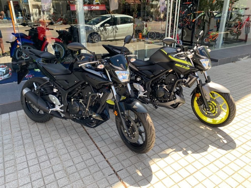 yamaha mt-03 linea nueva en stock storero motos