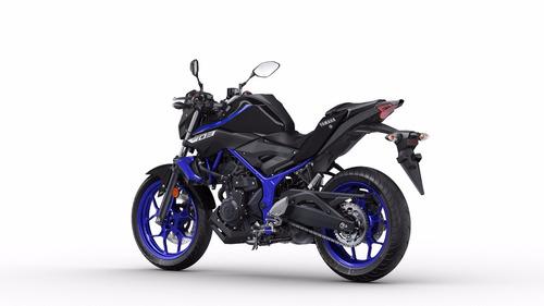 yamaha mt-03 moto
