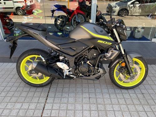 yamaha mt-03 motos