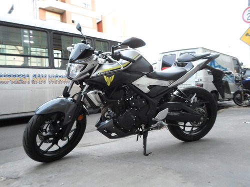 yamaha mt-03 motos march impecable