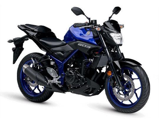 Yamaha Mt 03 Naked 0 Km Entrega Inmediata Dompa Ruta - U$S