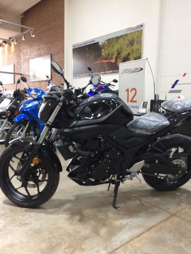 yamaha mt 03 negro - full motos -