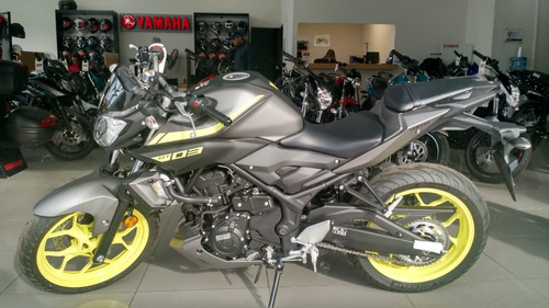 yamaha mt 03 okm cycles    consulta