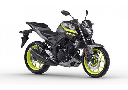 yamaha mt 03 okm mt03 ciclofox motos