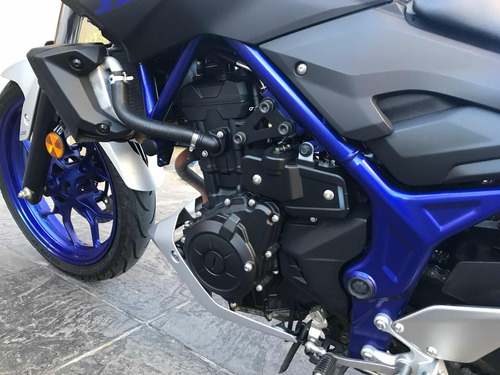 yamaha mt 03 usada, impecable!!!