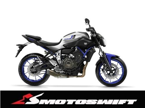 yamaha mt - 07 0km 2018 entrega inmediata en motoswift