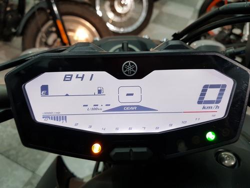 yamaha mt 07 -  0km - entrega inmediata - permuto