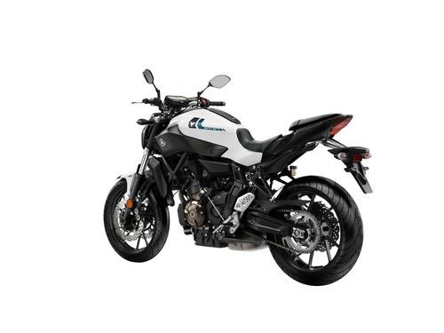 yamaha mt 07 0km modelo 2018 hiper naked  palermo bikes