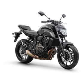 Yamaha Mt 07 2020 Zero Km Preta