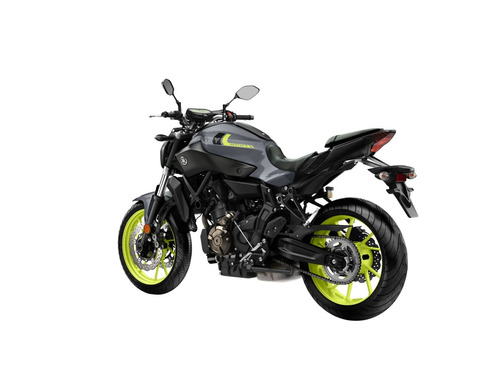 yamaha mt 07 abs 0km año 2018 hyper naked - palermo bikes