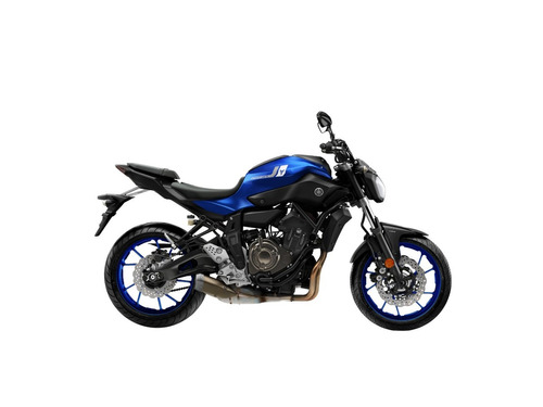 yamaha mt 07 abs 0km año 2018 hyper naked ++ palermo bikes
