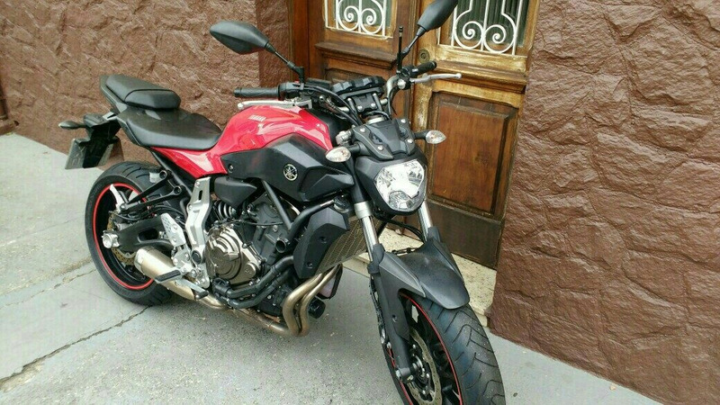 yamaha mt 07 abs 2016