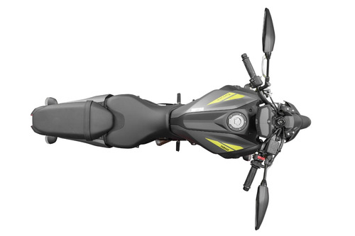 yamaha/ mt 07 abs - itacuã motos