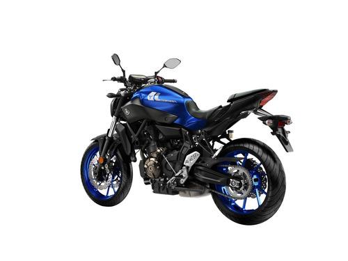 yamaha mt 07 hiper naked 0km modelo 2018 palermo bikes