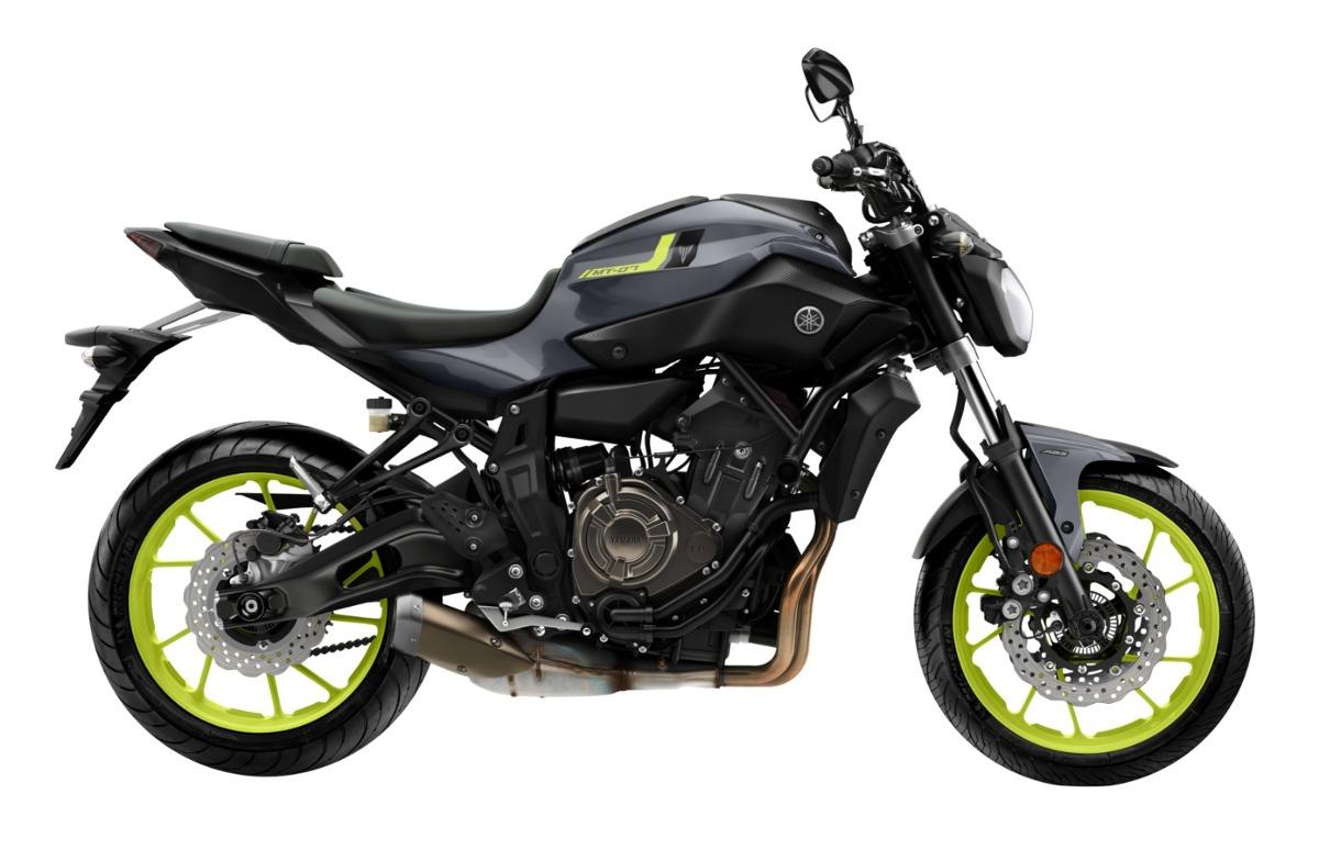 Yamaha Mt 07 Hiper Naked Entrega Inmediata 0 Km Dompa - U