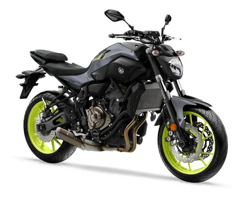 yamaha mt 07 hyper naked dolar billete