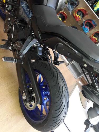 yamaha mt 07 st tracer 0km no usada # palermo bikes