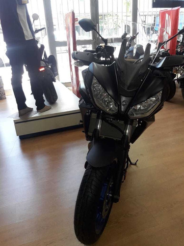 yamaha mt 07 st tracer abs  mod 2018 ++ palermo bikes