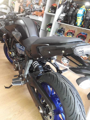 yamaha mt 07 st tracer okm + palermo bikes