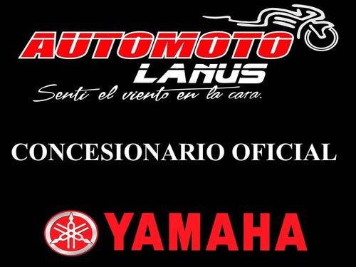 yamaha mt 07 tracer  0 km 2018 automoto lanus