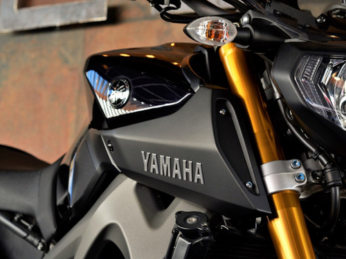 yamaha mt 09 2014/2015 com abs