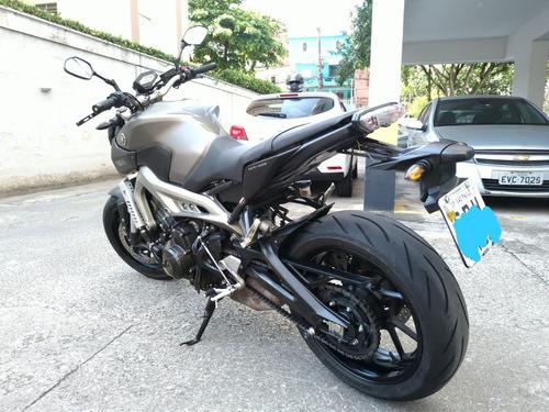 yamaha mt 09 850cc