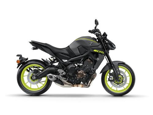 yamaha mt 09 modelo 2018 hiper naked palermo bikes