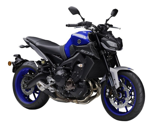 yamaha mt 09 naked 0km / performance bikes dolar mep