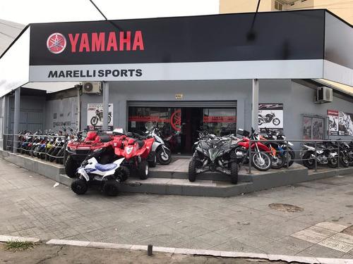 yamaha mt 09 tracer 0km 2018 marellisports