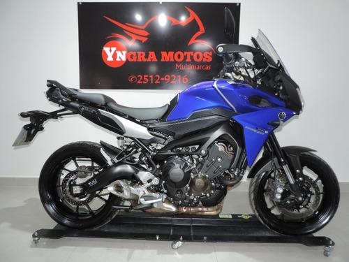 yamaha mt-09 tracer 850cc 2018 show