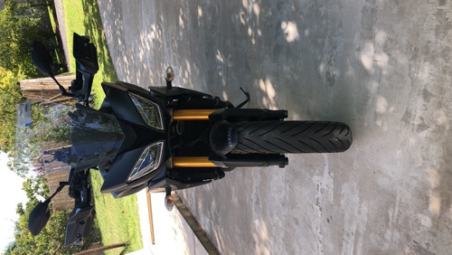 yamaha mt 09 tracer sc project completo y filtro k&n