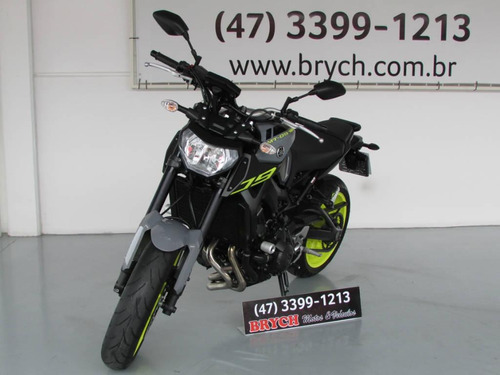 yamaha mt abs 9.223km 2018