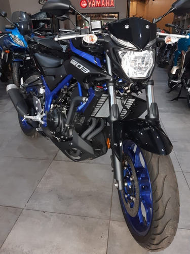 yamaha mt03 año 2017 con 184 km - financiación - motos m r