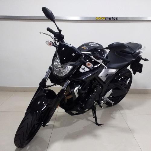 yamaha mt03 mt 03 18000 km 2016 usada  naked 999 motos