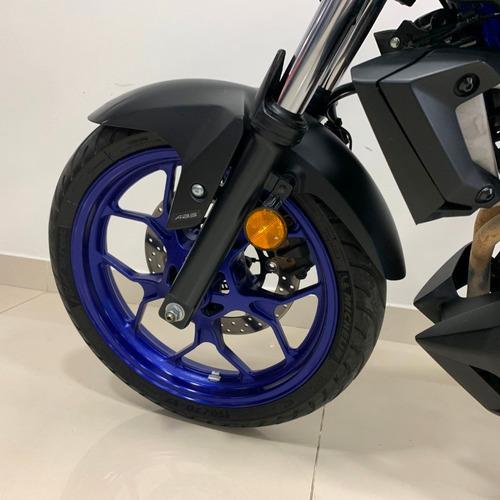 yamaha mt03 mt 03 abs nacked moto usada motos bicilindrica