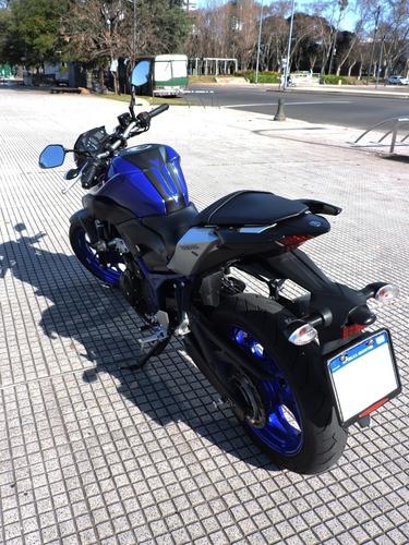 yamaha mt03 - naked - 2017 - azul