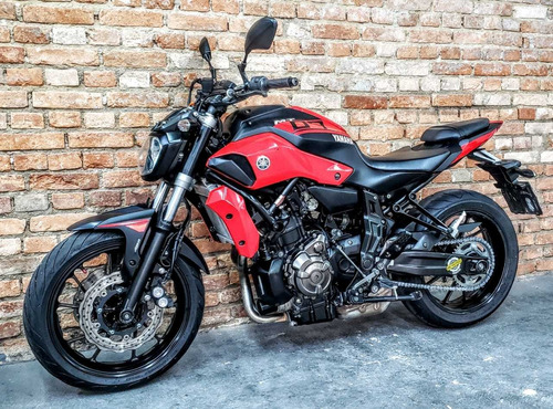 yamaha - mt07 abs - 2018 - 34.550km