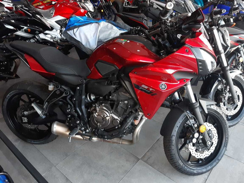 yamaha mt07 st touring 0km -financiación - motos mr