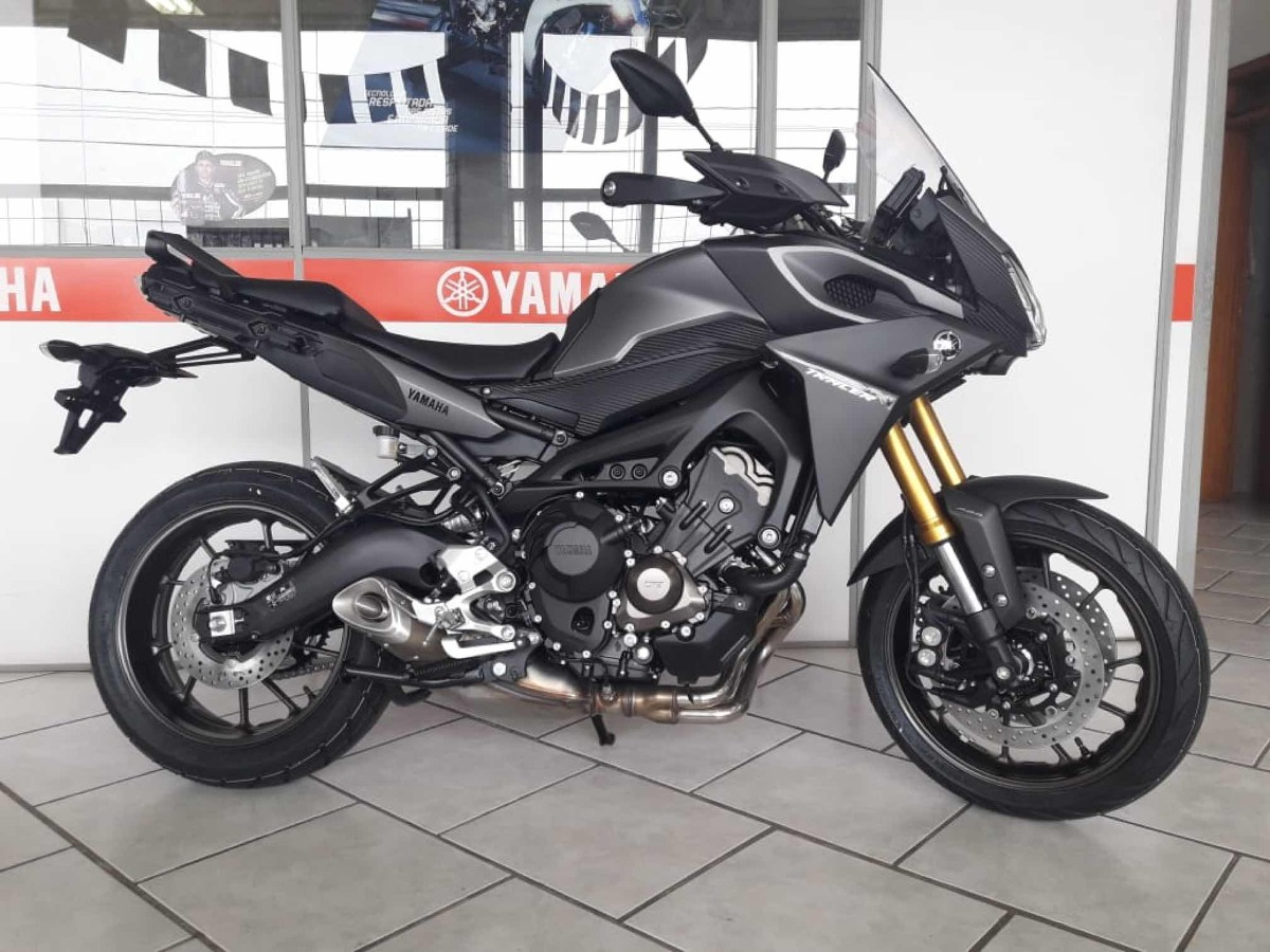 yamaha mt09 tracer mt 09 tracer r em mercado libre. Black Bedroom Furniture Sets. Home Design Ideas