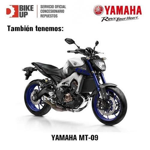 yamaha mt09 tracer - tomamos usadas - bike up