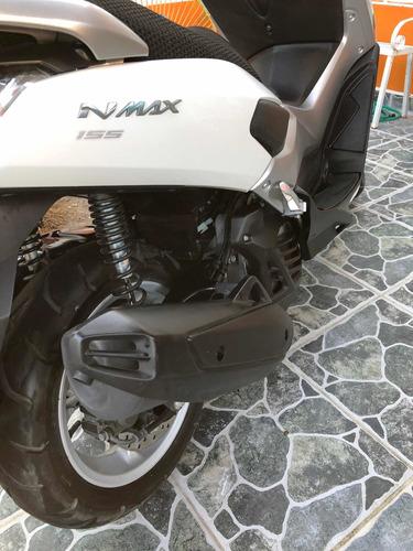 yamaha n max 155