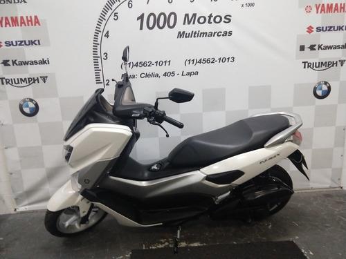 yamaha n max 160 abs 2017 otimo estado aceito moto