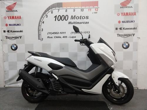 yamaha n max 160 abs 2019 novinha aceito moto