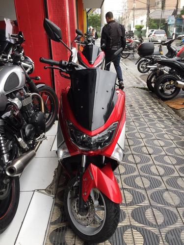 yamaha n-max 160 abs ano 2017 shadai motos