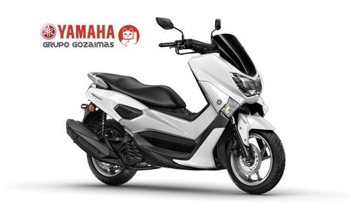 yamaha n-max blanca